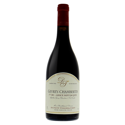 Gevrey-Chambertin Lavaux St-Jacques 1er Cru (Ex-dom) 2013 | Dupont-Tisserandot