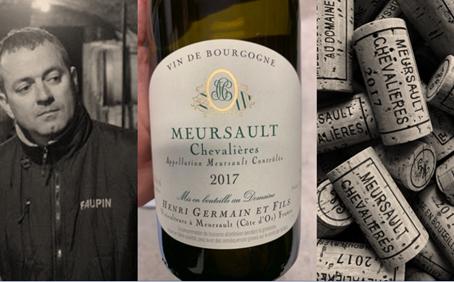 Just Landed! Special Offer Until End of Week, Henri Germain Meursault 'Chevalières' 2017