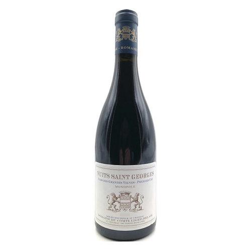 NSG Clos des Grandes Vignes 1er Cru 2015 | Comte Liger-Belair (1*750ml)