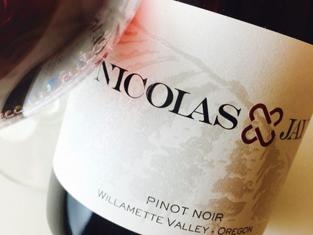 A Meo-Camuzet Winemaker's Venture in Oregon, Nicolas Jay Pinot Noir 2017