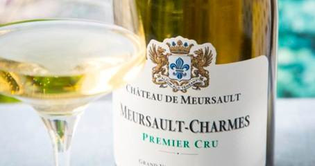 Highlight from Our Trip #1: Ex-domaine Chateau de Meursault