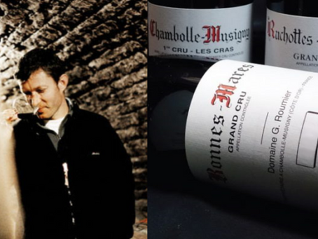 Our Latest Collection of Roumier In Stock, Incl. Bonnes-Mares, Chambolle-Musigny Les Cras and More!