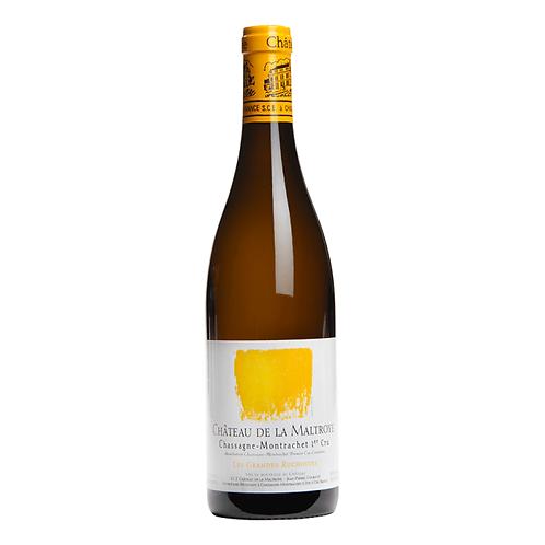 Chassagne-Montrachet Grandes Ruchottes 1er Cru 2016 |Chateau de la Maltroye 75cl