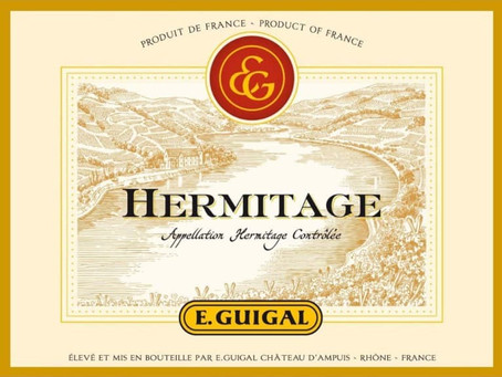 Oenotheque Release from Guigal Hermitage 2008, World's Lowest Price, Only HK$390/bt+