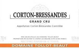 93pts AM Tollot-Beaut Corton-Bressandes Grand Cru 2013, Only HK$680 per bottle