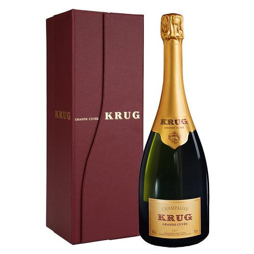 Krug Grande Cuvee 166 eme Edition Brut (Gift-box) NV | Krug (1*Mag)