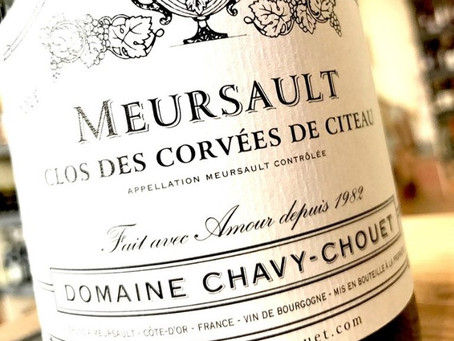 """Chavy-Chouet Meursault Monopole - """"Urges you back for another sip"""" Neal Martin, Only HK$38"""