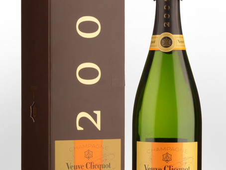 "2008 Veuve Clicquot Ponsardin, ""This Champagne is Excellent"" Stephan Reinhardt, Only HK$39"