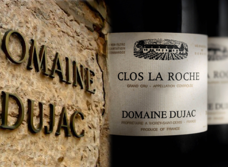 94pts AM Dujac Clos de la Roche Grand Cru 2008 and Other Dujac Available In Stock