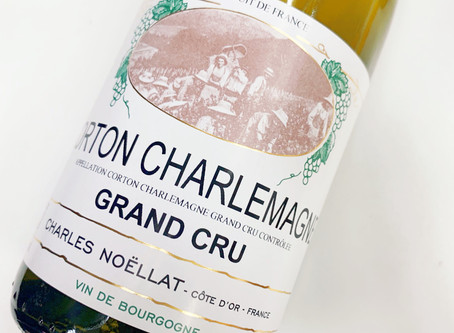 Latest Release! 2014 Corton-Charlemagne Grand Cru from Charles Noellat, Starting from HK$660 per Bt