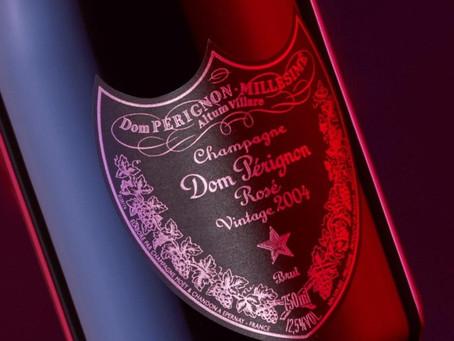 "Dom Perignon Rose 2004 - ""Pure, precise and extremely fine. Adorable."" 96 pts WA"
