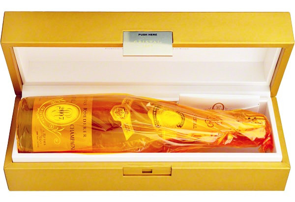 Louis Roederer 2007 with Gift Box