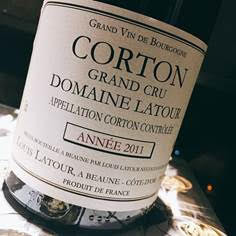 Only HK$420/bt! Louis Latour Corton Grand Cru 2011, available in OWC