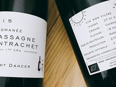 The next Meursault's Arnaud Ente in Chassagne Montrachet? - Vincent Dancer's Chassagne Montr