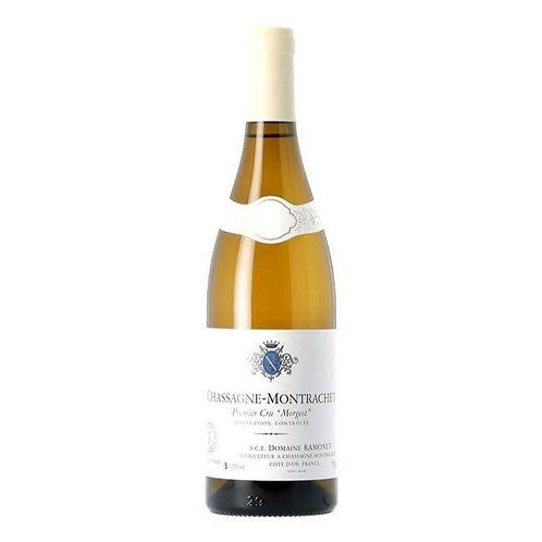 Chassagne-Montrachet Morgeot Blanc 1er Cru 2018 | Ramonet (1*75cl)