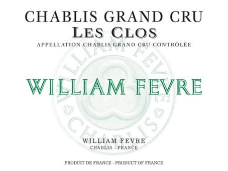 """97pts Allen Meadows """"Brilliant"""", William Fevre Les Clos Grand Cru 2010 at only HK$880/bt"""