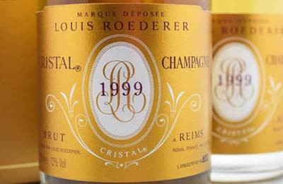Newly Arrived! 19pts Louis Roederer Cristal 1999, Discounted Cristal 2005, and Other Cristals