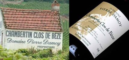 Pierre Damoy Chambertin Clos de Beze