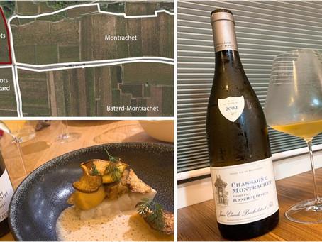 Highly Recommended! Next to Montrachet, Jean-Claude Bachelet Chassagne-Montrachet Blanchot du Dessus
