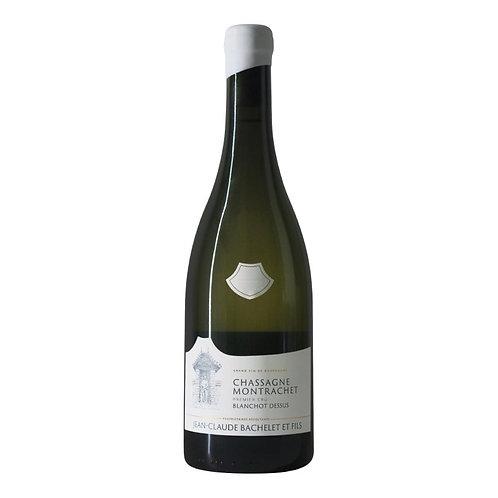 Chassagne-Montrachet Blanchot du Dessus 1er Cru 2009   Jean-Claude Bachelet 75cl