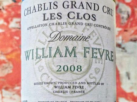 🧧CNY SALE #6: 96pts AM & WA, William Fevre Chablis Les Clos Grand Cru 2008