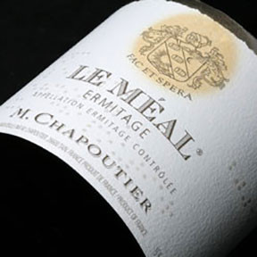 """""""Flirting with Perfection"""" 99pts Wine Advocate, Only HK$950/bt, Chapoutier Ermitage Le Mea"""
