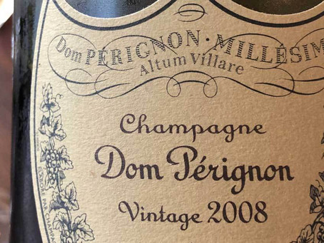 """Magnum Dom Perignon 2008 from Only HK$2,850/bt, WA 96pts+ """"The Finest Release Since the 1996 Vi"""