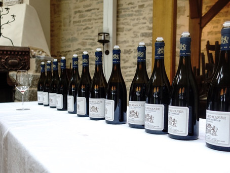 Full Offer of Comte Liger-Belair incl. Latest Release of La Romanee 2017