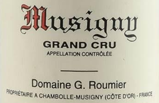 A Once-in-a-Lifetime Vertical of Georges Roumier Musigny from 2005 to 2013