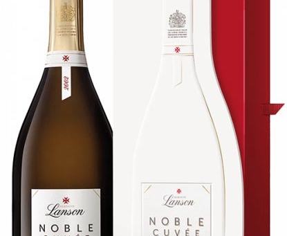 World's Best Price! 95pts WS, 2002 Lanson Noble Cuvée Brut Millesime from HK$650/Bt