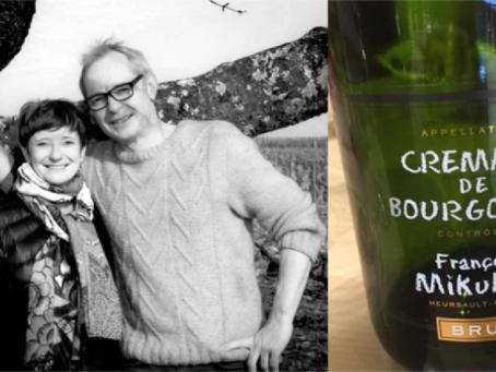 From Only HK$185/Bt, Francois Mikulski Cremant de Bourgogne 2016