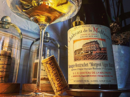 From HK$390/bt, 92pts Vinous - Extraordinary Parcel of Well-aged Maltroye Chassagne-Montrachet 1er C