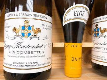 "Arrived In Stock! ""Outstanding"" AM, Domaine Leflaive Puligny-Montrachet Les Combettes 2013"