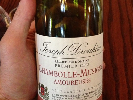 Best Price in the World! Only HK$2,690/bt+, 2008 Joseph Drouhin Chambolle-Musigny Les Amoureuses 1er