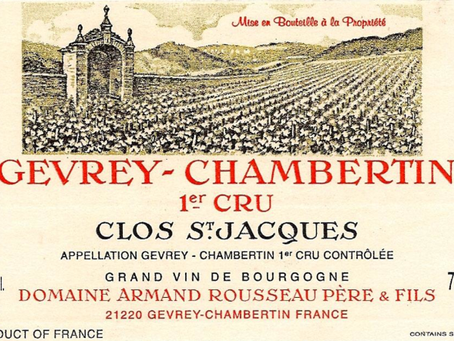 Sharply-priced! A Blue Chip Domaine to Buy - Armand Rousseau Selection from 2005 to 2016