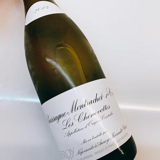 World's Best-Priced 2014 Maison Leroy Chassagne-Montrachet Les Chenevottes 1er Cru