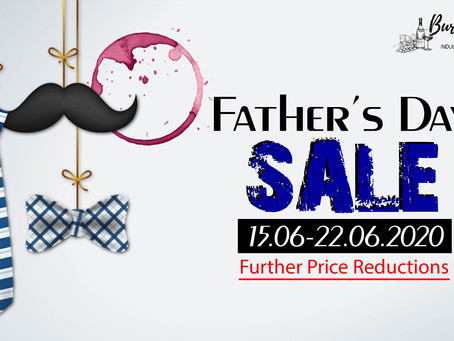 🔻FURTHER PRICE DOWN! Father's Day Sale, Ends Next Monday 22nd Jun