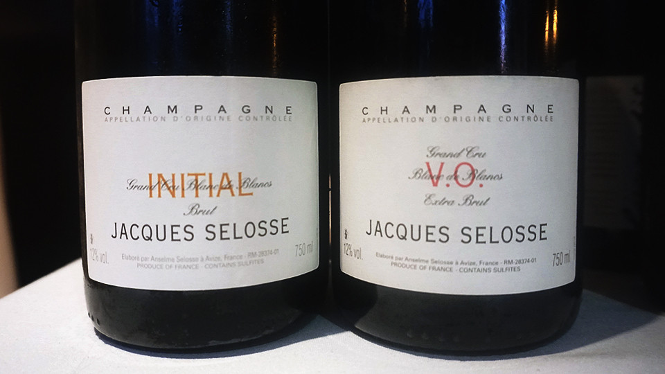 Jacques Selosse Initial & VO