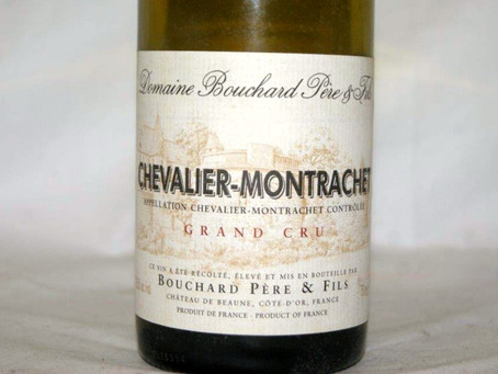 Two Excellent & Mature Whites at Special Prices! Bouchard Chevalier-Montrachet 1999 & Corton