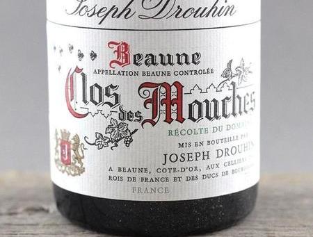 "Joseph Drouhin Beaune Clos des Mouches 1er Cru 2016 - 92pts AM ""Outstanding"", Only HK$620"