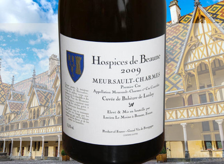 Special Offer on 2009 Hospices de Beaune by Lucien Le Moine and Other Lucien Selections