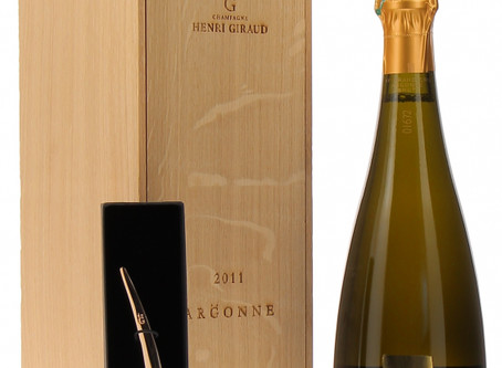"94pts ""Powerful and Explosive"" AG, Henri Giraud Argonne Grand Cru 2011 At Only HK$2,190/Bt"