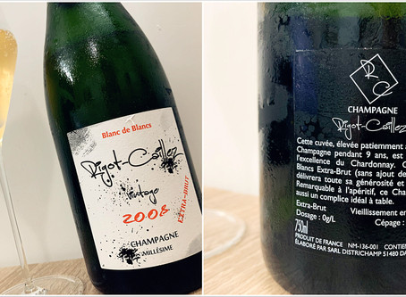 More Coming To Stock! Rigot-Caillez 2008 Blanc de Blancs from HK$260 Per Bottle