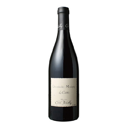 Chambolle-Musigny Les Cabottes 2011   Cecile Tremblay (1*75cl)