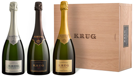 A Great Collectible - Krug 'Soloist to Orchestra' 2004 and other Krug availabilities!