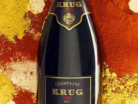 "Special Offer! 97pts ""Immense Pleasure"" WA Krug 2006 at HK$1,680/Bt Only!"