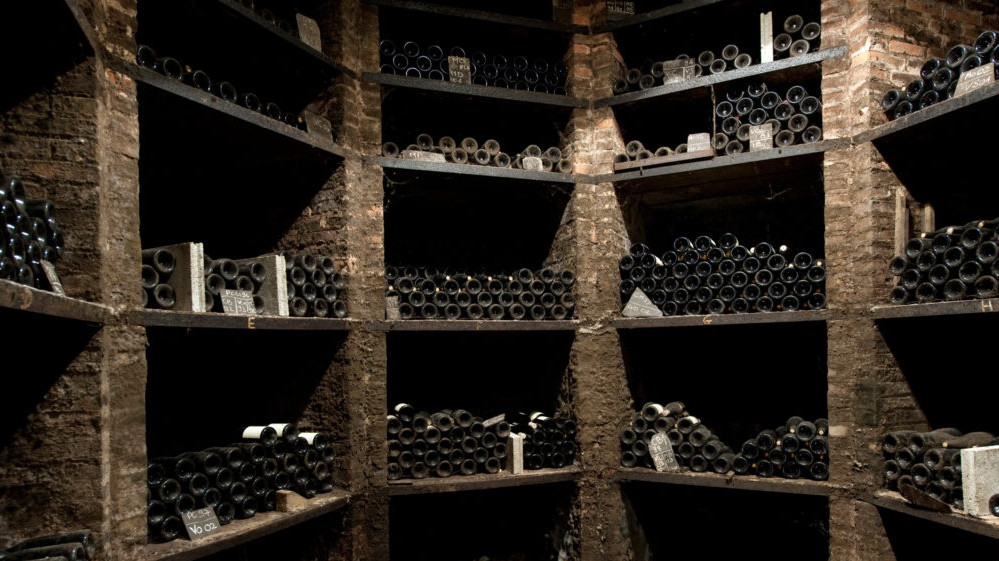 Lafon Cellar