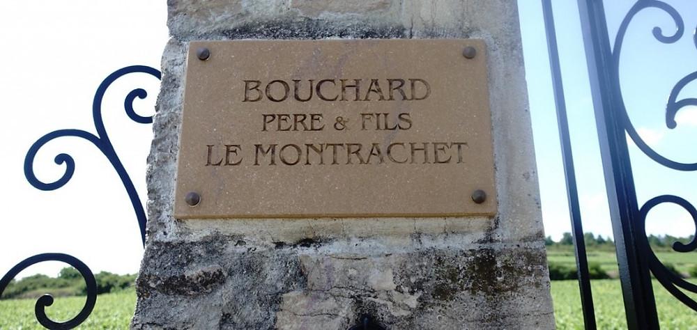 Bouchard Pere & Fils Le Montrachet gate