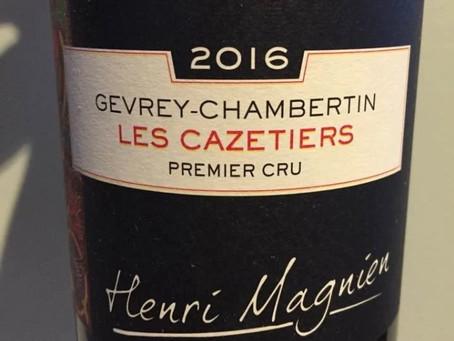 🧧CNY SALE #3: 93pts Henri Magnien Gevrey-Chambertin Les Cazetiers 1er Cru
