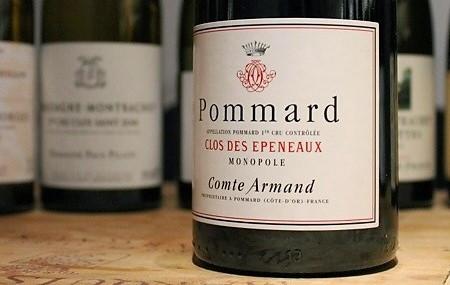Comte Armand Pommard Clos des Epeneaux 2004, 2008 & 2011